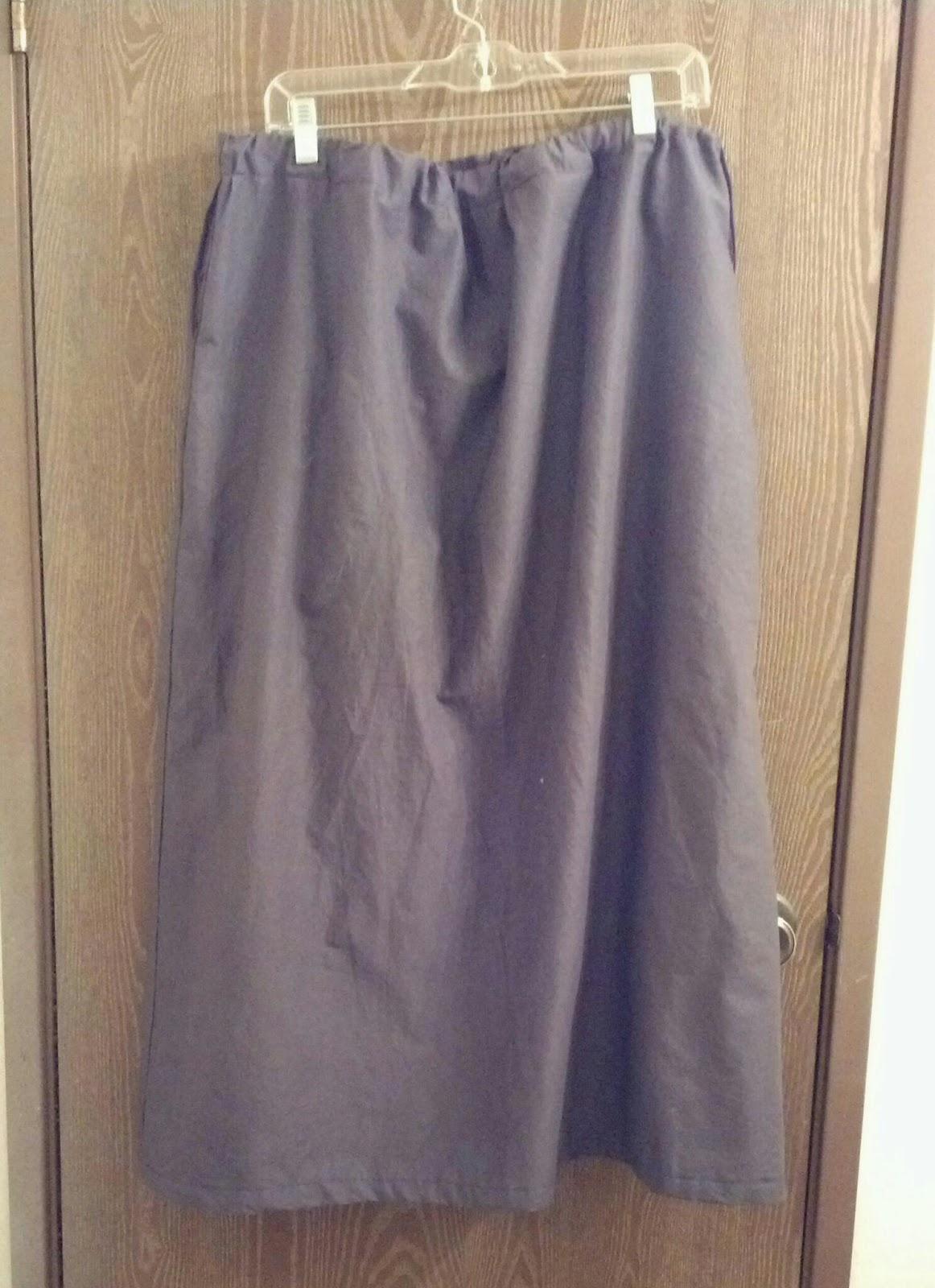 debbi a1 a line skirt sew