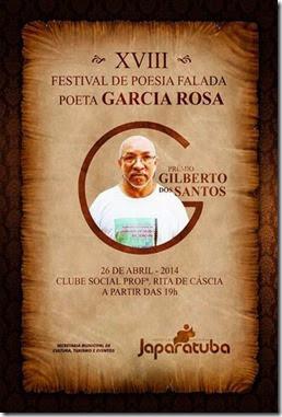 Capa do Festival