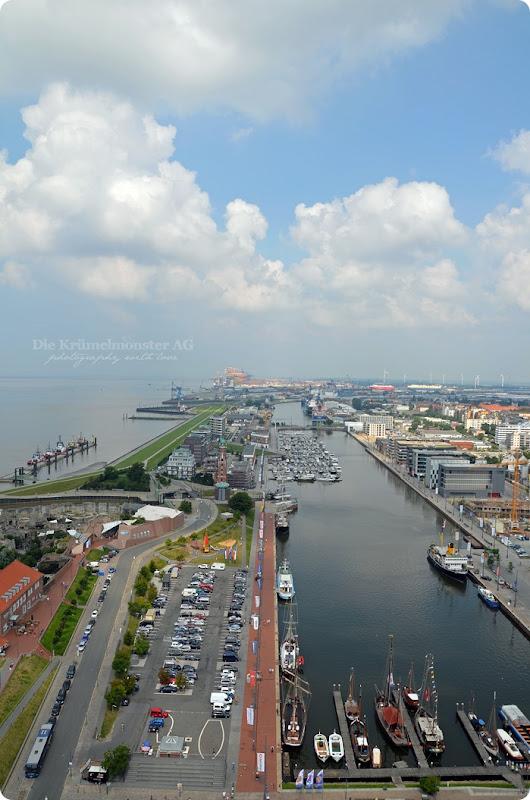Wremen 29.07.14 Bremerhaven 68 Aussichtsplattform