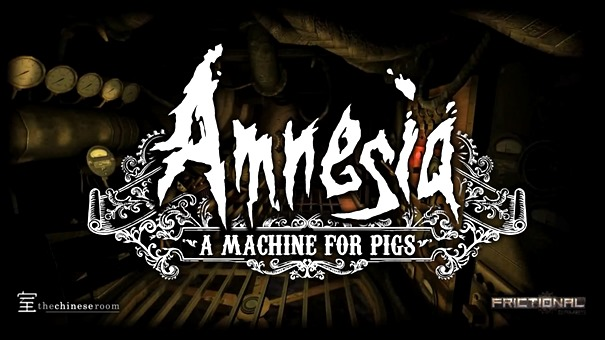 Trailer de Amnesia: A Machine For Pigs