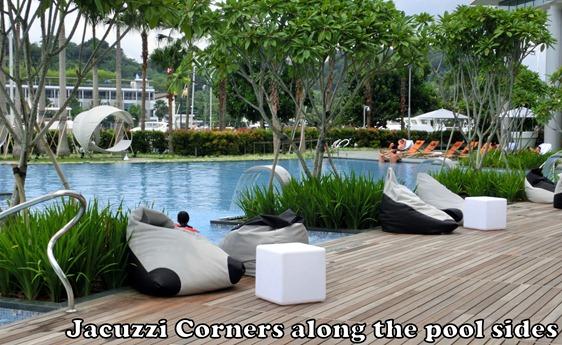 W Hotel Singapore Pool 4