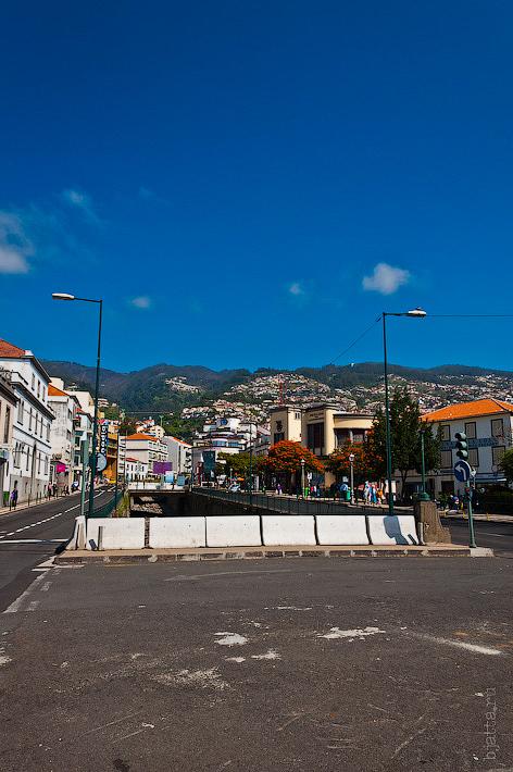 4. Фотопрогулка по улицам города. Улочки. Фуншал. Мадейра. Португалия. Круиз на Costa Concordia.