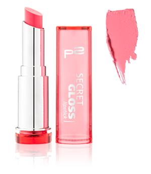 Secret gloss lipstick mit Swatch