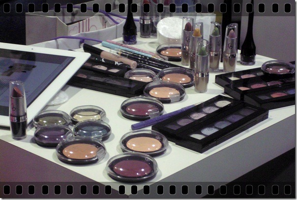 Coleção Cinema Vult–Lançamento Beauty Fair 2012