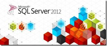 SQL 2012 - landscape
