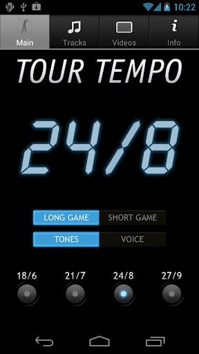 Tour Tempo Golf - Total Game - screenshot