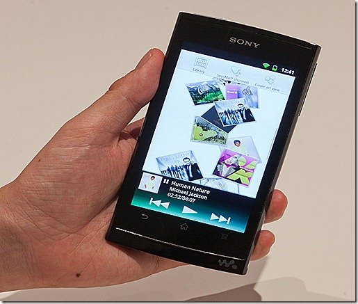 IFA_Sony_Walkman_Android_20110831_001_610x600