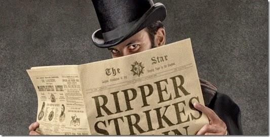 Ripper Strikes Again