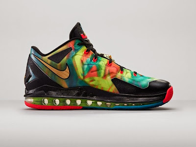 nike lebron 11 low pe championship pack 4 03 Nike LeBron 11 Low SE Multi color Foot Locker Release Info