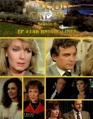 Falcon Crest_#148_Battle Lines