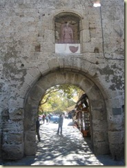 Gate of St Anthony (Small)