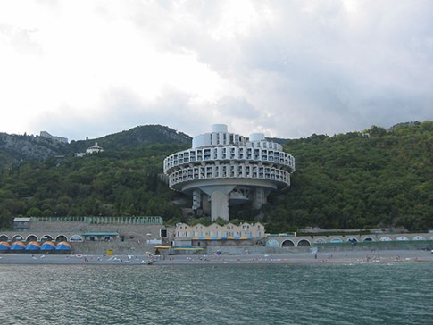 07. Druzhba Holiday Center (Yalta, Ucrania)
