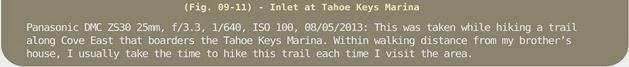 Image Title Bar 107 Fig 09-11 Tahoe Keys Marina