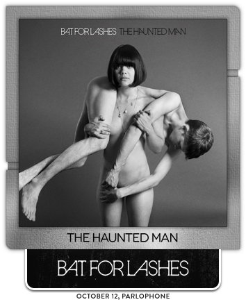 The Haunted Man by Bat For Lashes