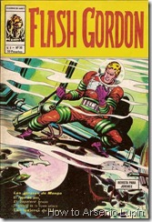 P00030 - Flash Gordon v1 #30