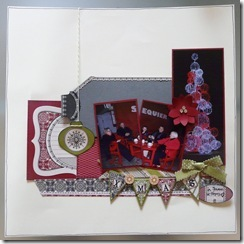merry moments layout 2