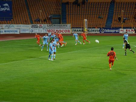 Liga 1: Ceahlaul - Brasov 2 - 1