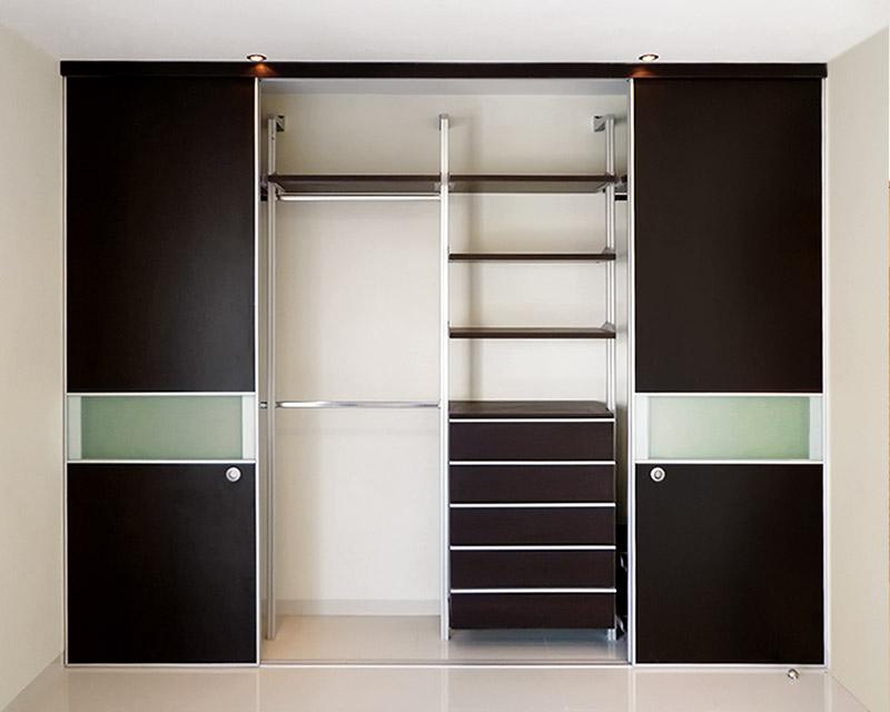Closets y muebles modulares para el hogar orbis home for Diseno zapateras para closet