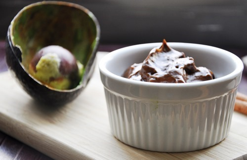chocolate avocado mousse (10)