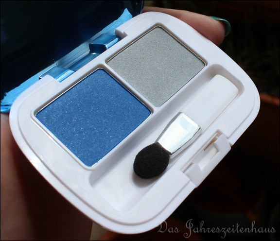 0 P2 Limited Edition LE Pool Side Party summer flirtin duo eyeshadow 020 Sea Jewels
