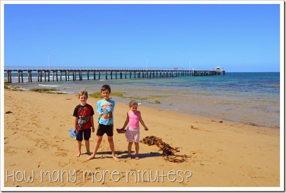 Point Lonsdale ~ How Many More Minutes?