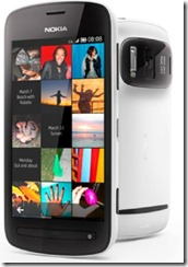 Nokia 808 PureView To Support 41 Mega Pixel Camera