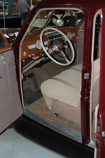 1940 Pontiac Deluxe touring