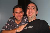 Brad and Gerrod