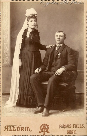1894 1895 wedding photo Dorset3