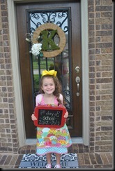 first day of school 015
