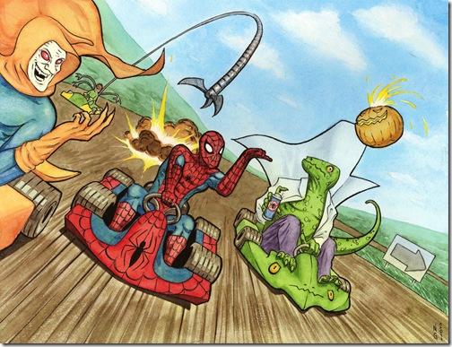 El Lagartom, Lizard,  Dr. Curt Connors (17)