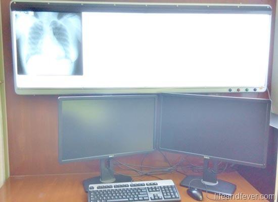 radiology room