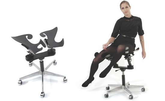 Alizul 15 AWESOMELY ERGONOMIC OFFICE CHAIRS