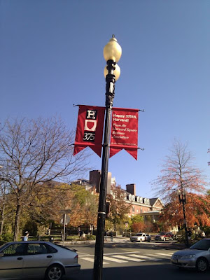 Happy 375th, Harvard