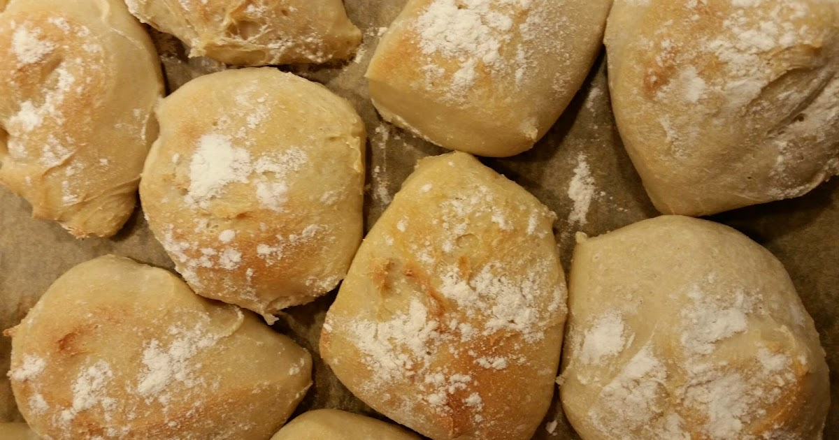 enkelt bröd