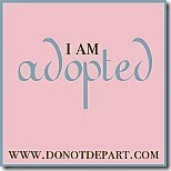 Adoption series at Do Not Depart