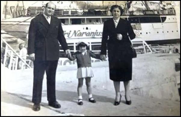 la darsena del puerto_1958