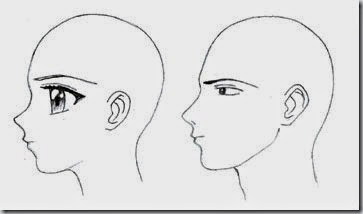 How to Draw For Beginners Step by Step - the nose profile