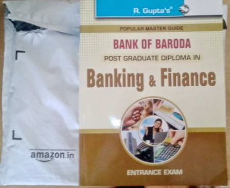 Baroda Manipal PO Exam Books,BOB Manipal PO exam book review, Baroda manipal PO exam guide