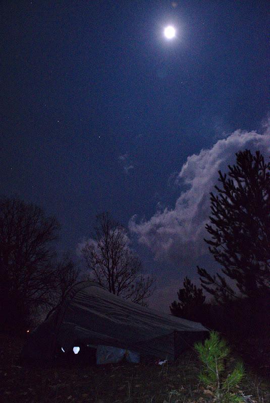 Sub clar de luna.