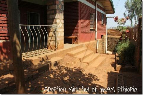 Gimbi orphanage