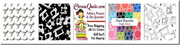 Christa Quilts Fabrics