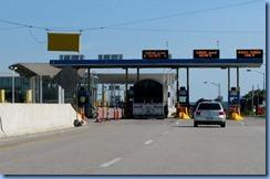 5285 Michigan - Sault Sainte Marie, MI - Customs toll booths