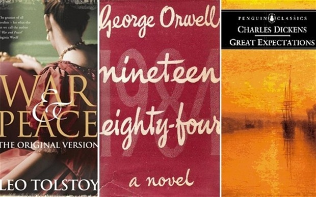 Κλασσικά έργα της λογοτεχνίας χώρεσαν στους 140 χαρακτήρες του twitter για τους… αδιάβαστους