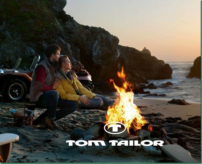 Andrew Cooper for Tom Tailor FW 2013