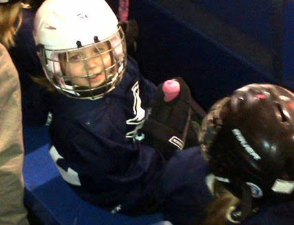 Danica's hockey 1