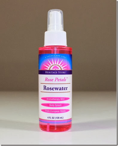 Heritage Store Rosewater