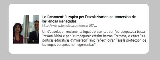 Parlament Europèu
