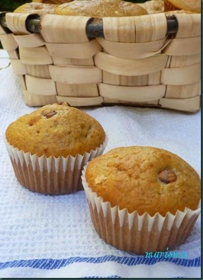 muffins de avellanas a la canela,racion copia