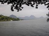 Gunung Parang from Jatiluhur reservoir (Daniel Quinn, May 2010)